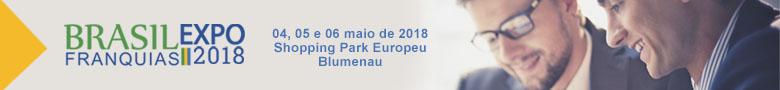 Brasil Expo Franquias Blumenau 2018