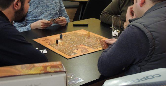 Franquia gaúcha foca na diversão por jogos de tabuleiro