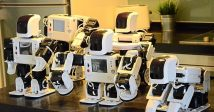 Franquia coreana My Robot School chega ao Brasil