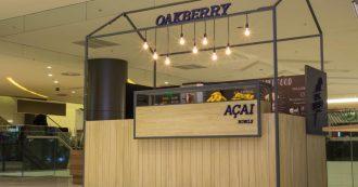 Franquia Oakberry expande para o Peru