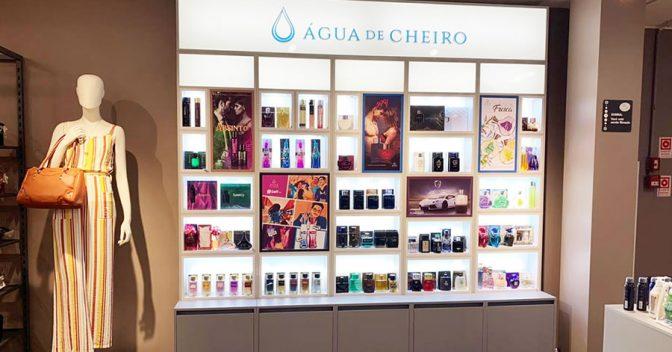 Água de Cheiro abre franquias nas lojas da Besni